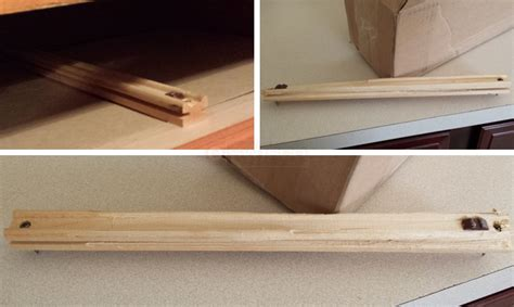 drawer track replacement swisco