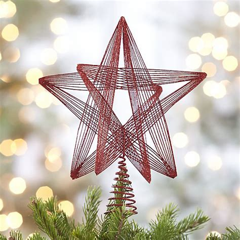 make your own christmas tree topper 40 best tree toppers all about