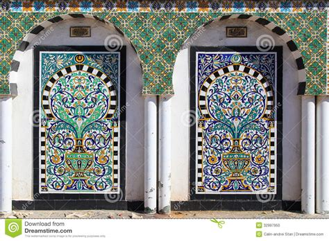 piastrelle tunisine mosaico 225 rabe tradicional en t 250 nez medina tejas pintadas