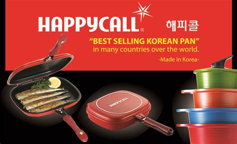 Teflon Happy panci terbaru happycall pan teflon masak anti
