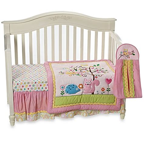 Tree Crib Bedding Buy Dena Happi Tree 8 Crib Bedding Set From Bed Bath Beyond