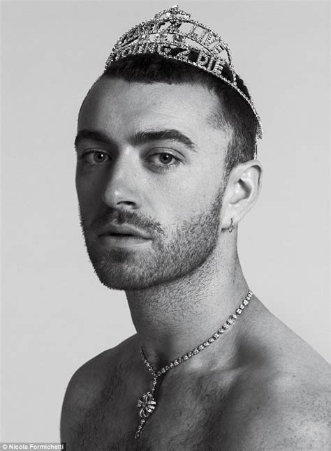 Sam Smith | sam smith gushes about relationship with brandon flynn