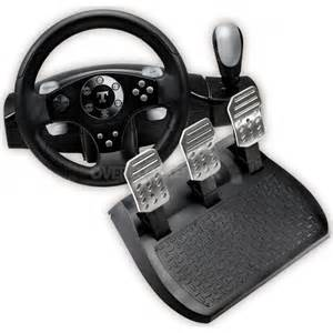 Thrustmaster Gt Thrustmaster Rally Gt Feedback Pro Clutch Edition