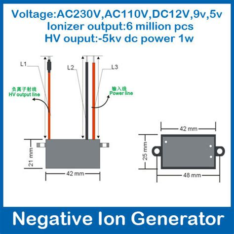 negative ion generator parts reviews shopping