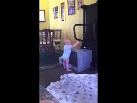 Baby Fell And Hit by Baby Getting Hit In The Doovi