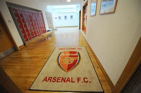 arsenal academy visite de the arsenal academy