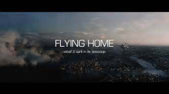 flying home official trailer legendado