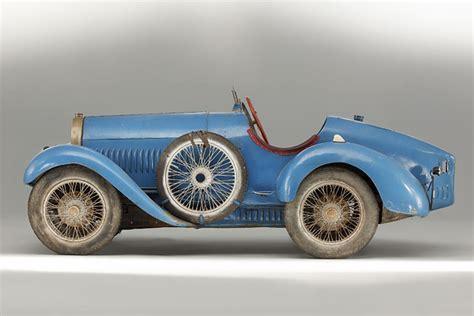 bugatti barn find this barn find bugatti just sold for a world record price