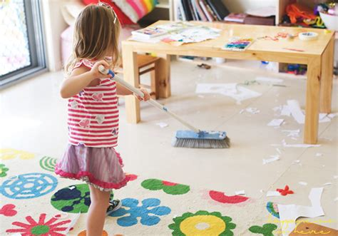 clean up room how to clean up after children kindy cleana