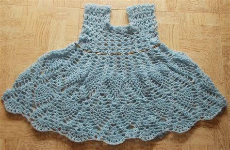 free pattern newborn dress crochet baby dress archives free baby crochet