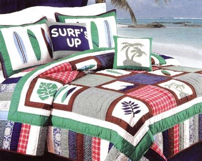surf comforter surf s up bedding oceanstyles com