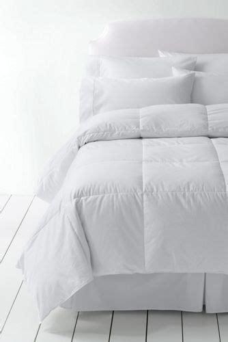 lands end down comforter essential down comforter from lands end