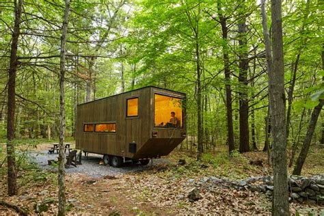 tiny cabin rentals getaway tiny modern cabin rentals outside boston nyc