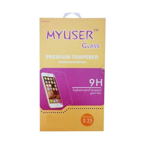 Jual My User Tempered Glass 9h Advan S4a Screen Guard Baru Screen jual my user tempered glass screen protector for universal