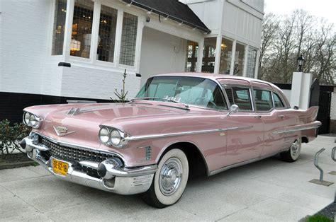 1958 Cadillac Fleetwood by Cadillac Fleetwood Series 75 Limousine 1958 Catawiki