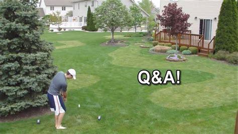 backyard golf course 2015 q a