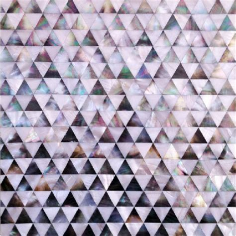 diamond pattern tile kitchen seamless shell tile backsplash pyramid patterns triangle