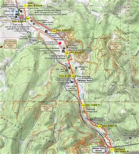 fraser colorado map area information archives visit winter park colorado