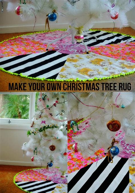 How To Make Own Rug by Make Your Own Tree Rug Fabrik