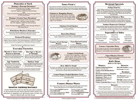 cracker price cracker price 28 images cracker barrel menu prices