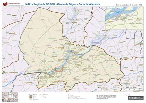segou 1 les murailles de mali region de segou cercle de s 233 gou carte de r 233 f 233 rence 21 nov 2012 mali reliefweb