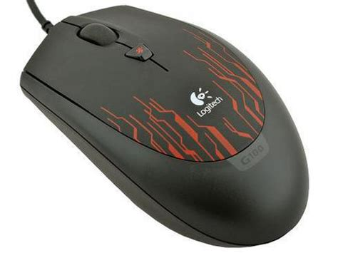 Mouse G100 logitech g100 gaming mouse