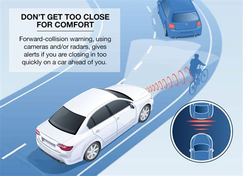 front car system collision avoidance systems and car safety consumer reports