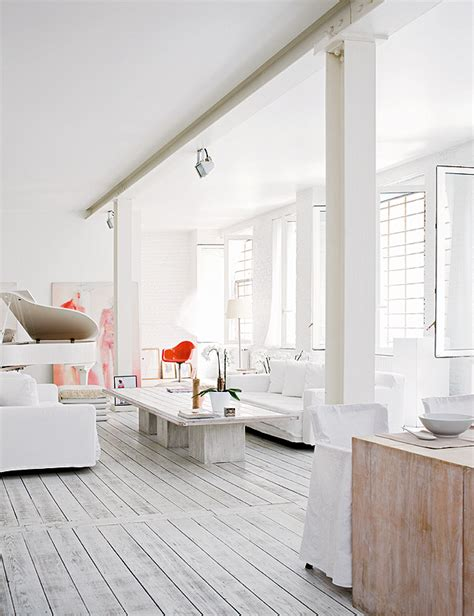 white loft johanne riss s loft workshop all white ideasgn