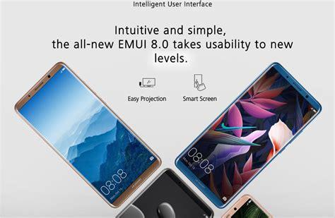 Item Huawei Mate 10 Pro Blue 6gb 128gb Leica Optics Grs 1 Thn huawei mate 10 pro 6 0 inch dual rear 6gb ram 128gb