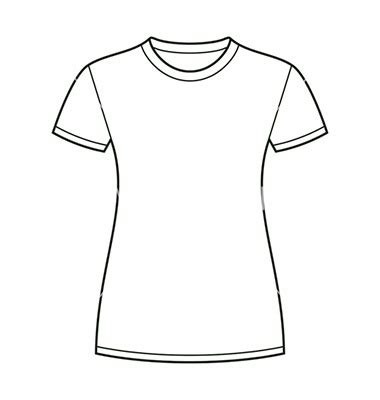 layout t shirt vector white t shirt design template uprint id