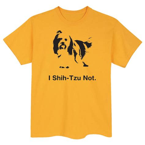 shih tzu shirts i shih tzu not t shirt at wireless catalog vr7061