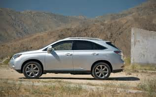 2010 lexus rx 350 awd side photo 44