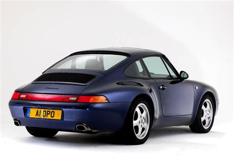Where Is Porche From porsche 993