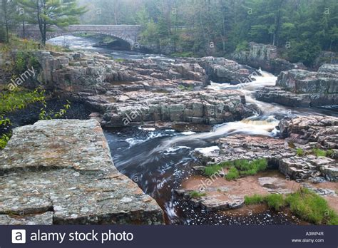 cuts eau claire the eau claire river cuts through rock at the dells of the