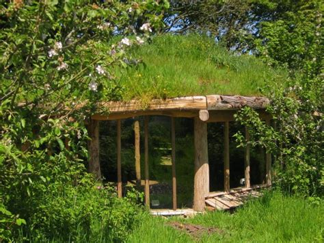 organic house mypost architecture organic fairytale hobbit cob