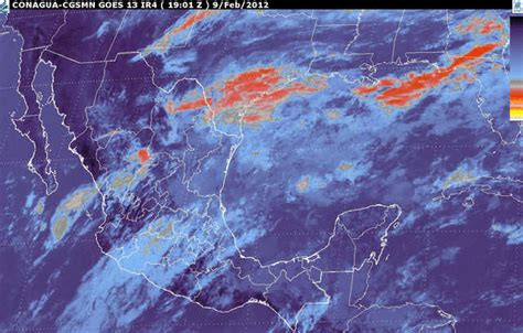 imagenes satelitales de nicaragua en tiempo real kikka m 201 xico frente frio 32 tormenta invernal luvias
