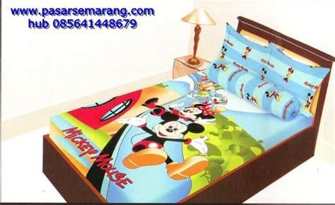 Sprei Kartun Mickey Import gorden mickey mouse murah pasarsemarang