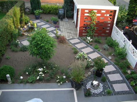 Vorgarten Gestalten Reihenhaus