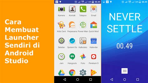 membuat website launcher android october 2017 juanas smith shared