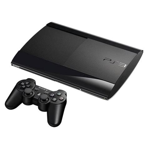 playstation 3 console 500gb buy playstation 3 500gb slim console from our sony
