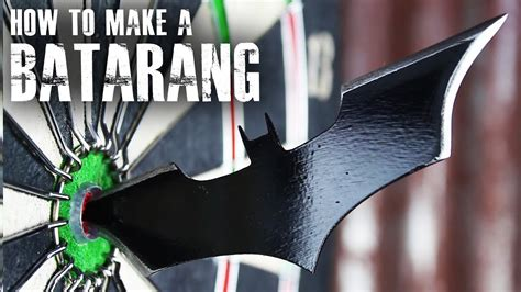 How To Make A Paper Batman Batarang - how to make a batarang like quot the quot