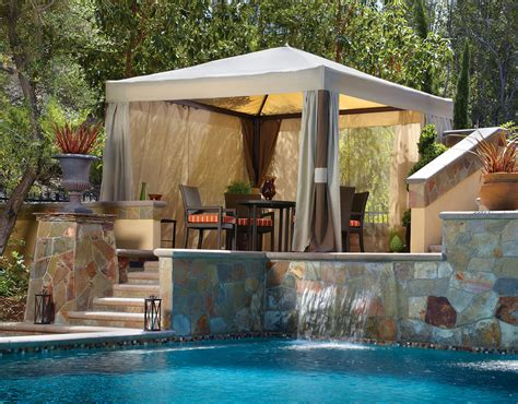 Small Patio Umbrellas What S The Difference Between A Pergola And A Gazebo