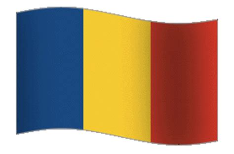animated romania flags romanian clip art