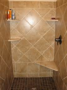 Ceramic Tile Bathroom Designs by Installing Tile Shower And Floor Labra Design Build
