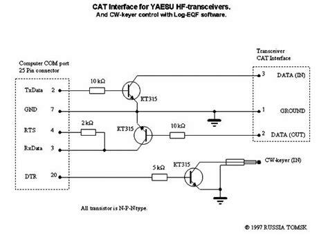 Microphone Kabel Ealsem Es 605 pod蛯aczenie modemu do emisji cyfrowych do ft 747gx cat