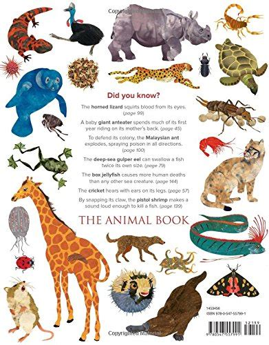 animal books the animal book a collection of the fastest fiercest