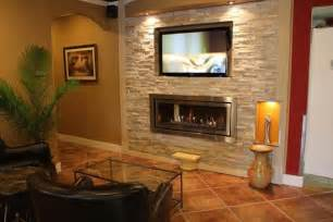 gas fireplace ideas with tv above gas fireplace with tv above recessed tv gas