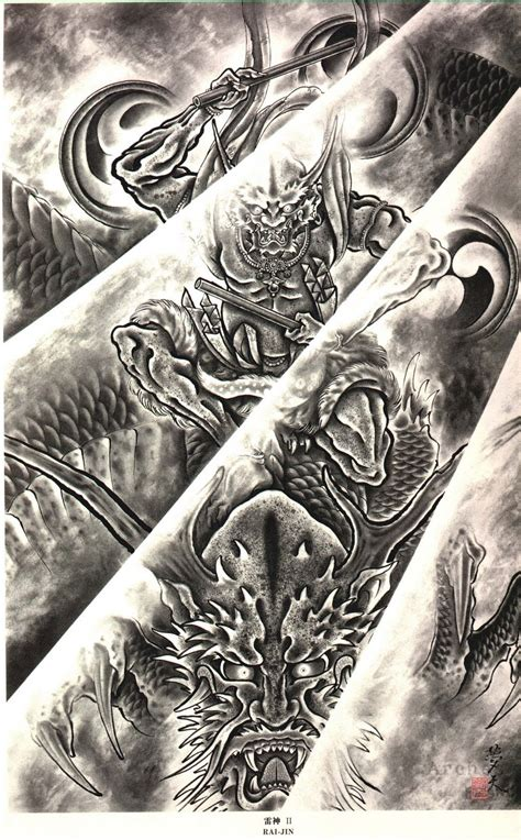 japanese demon tattoo designs tattoos design