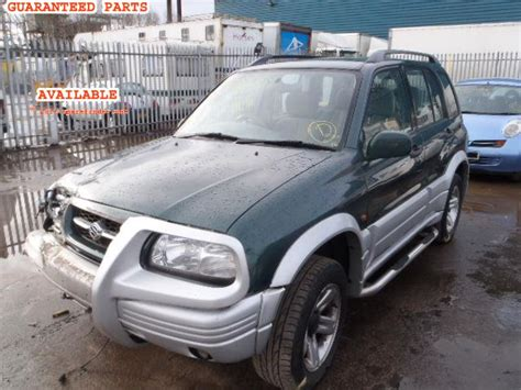 Breaking Suzuki Grand Vitara Suzuki Grand Vitara Breakers Grand Vitara Dismantlers