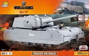 panzer viii maus tanks kids wiek cobi toys